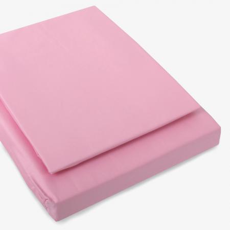 Bettwäsche Set rosa (160cm)