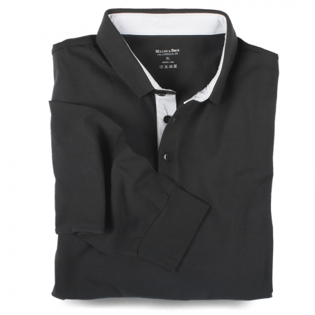 Polo-Shirt Langarm 7034
