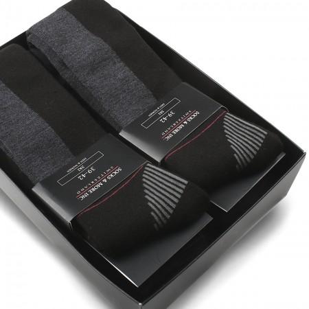 Ski Socken 2er Box