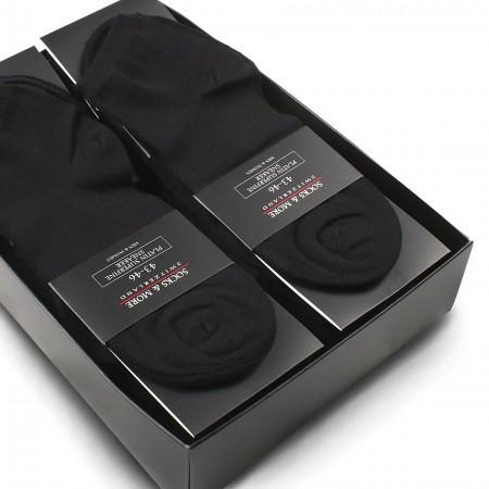 Platin Sneaker Socken 10er Box