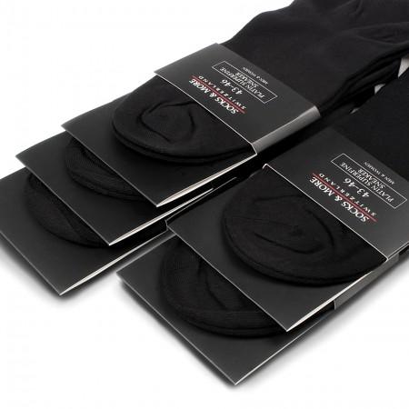 Platin Sneaker Socken 5er Box