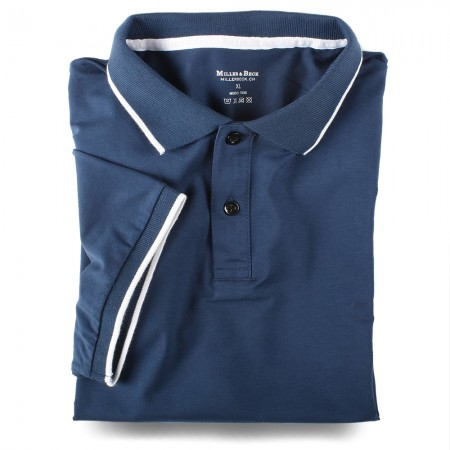 Polo-Shirt 7030 marine