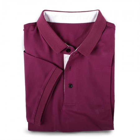 Polo-Shirt 7032 cassis