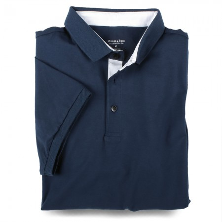 Polo-Shirt 7032 marine