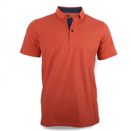 Polo-Shirt 7032 orange