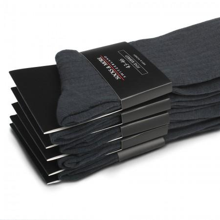 Feinripp Socken 5er Box