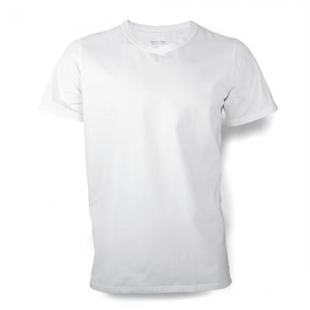 V-Shirt 7042 weiss