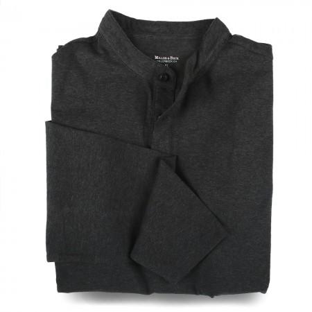 Henley-Shirt Langarm 7055...