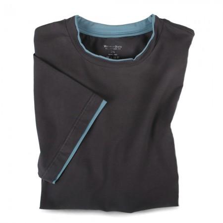 T-Shirt 7040 dunkelgrau