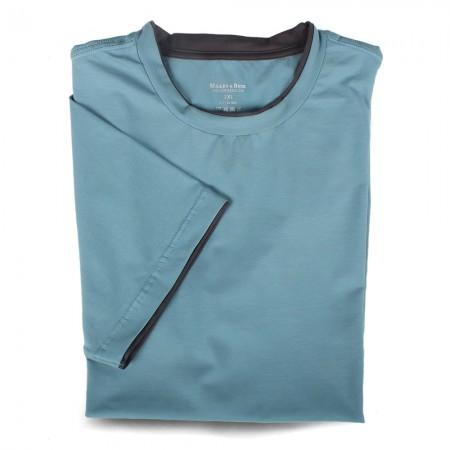 T-Shirt 7040 hellblau