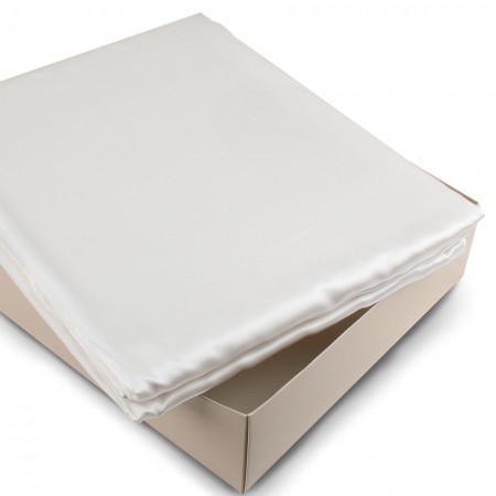 Bettlaken aus Seide 160x260cm