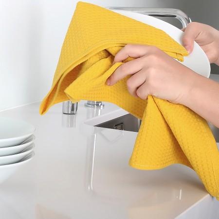 2er Set Küchentücher Waffel